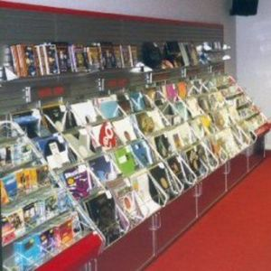 International Displays -  - Shelving Unit