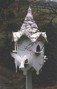 Kootensaw Dovecotes -  - Bird Feeder
