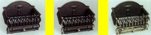 The Edwardian Fireplace -  - Fireplace Cradle
