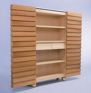 Philippe Parent - bardage - Open Bookcase