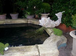 Christian Gesland -  - Garden Pond