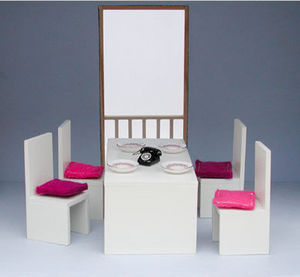 Hase Weiss -  - Doll Furniture