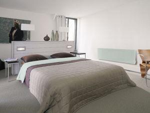 SOLARIS LE BIEN ÊTRE DIFFÉRENT-FONDIS - solaris® chambre blanc reflet vert - Panel Heater