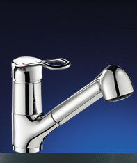DELABIE - mitigeur à douchette extractible - Kitchen Mixer Tap With Spray Attachment