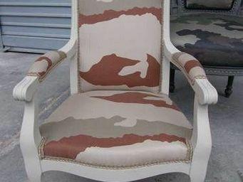 Englers - voltaire camouflage - Children's Armchair