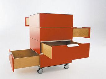 Emmebi - prisma - Mobile Desk Drawer Unit