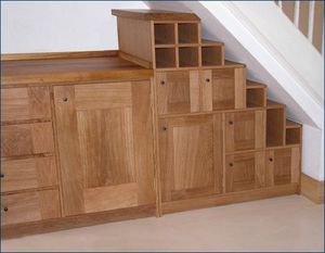 Mark Beverton Furniture -  - Under Stair Unit