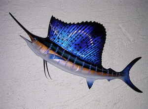 Fishing trophy