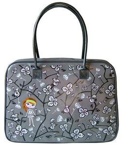 DECODELIRE - sac ordinateur 17'' gris - Computer Bag