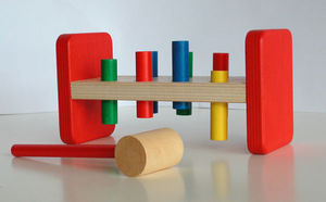 Il Leccio - batti - Early Years Toy