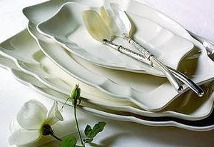 LA CARTUJA DE SEVILLA - imperio blanca - Serving Dish