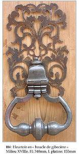 Les Forges De Signa -  - Doorknocker