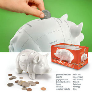 Fred -  - Piggybank