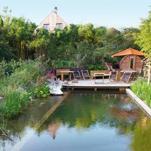 Horticulture Et Jardin -  - Landscaped Garden