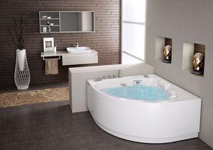 Grandform - maloya - Corner Whirlpool Bath