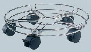 Francis Batt -  - Support Dustbin On Wheels