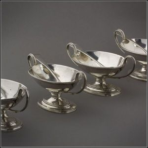 Expertissim -  - Saltcellar And Pepperpot