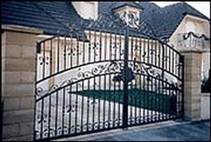 Sertralu Clotures -   - Entrance Gate