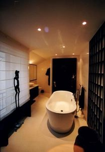 PATRICK LEGHIMA -  - Interior Decoration Plan Bathrooms