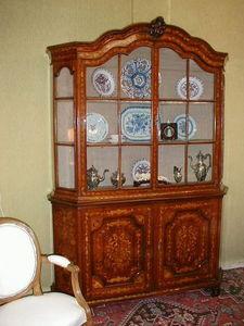 Antiquités NANINCK et LENGAIGNE -  - Display Cabinet