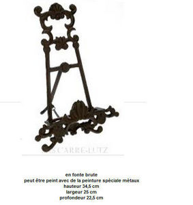 Carre Lutz -  - Plate Stand