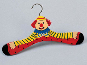 JANETT -  - Children's Clothes Hanger