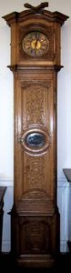 FRENCH ACCENTS -  - Grandfather Clock