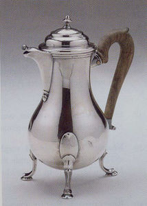 Dario Ghio Antiquites -  - Coffee Server