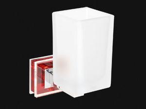 Accesorios de baño PyP - ru-08 - Toothbrush Holder Glass