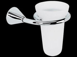 Accesorios de baño PyP - vr-08 - Toothbrush Holder Glass