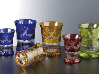 CRISTALLERIE DE MONTBRONN - pompadour - Decorative Vase