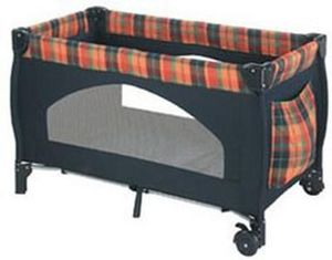 Autour De Bebe - playard - Travel Cot