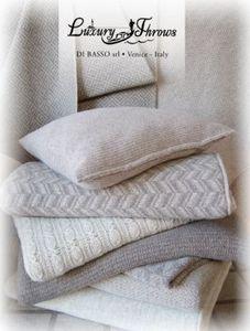 DIBAssO SRL-VENICE -  - Rectangular Cushion