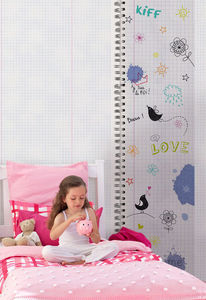 DECLIK - poeme - Single Strip Of Wallpaper
