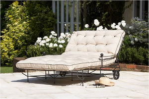 The Heveningham Collection - double chaise lounge - Double Sun Lounger