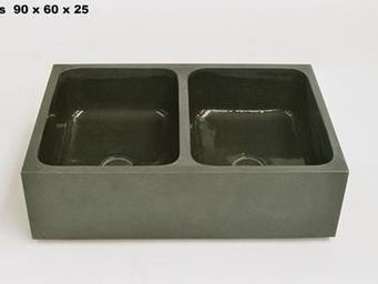 Antiek-Bouw -  - Double Sink
