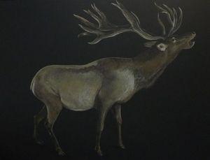 VÉRONIQUE DE SOULTRAIT -  - Oil On Canvas And Oil On Panel