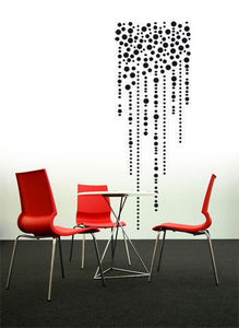 SOPHIE BRIAND - sticker gouttes - Wall Decoration