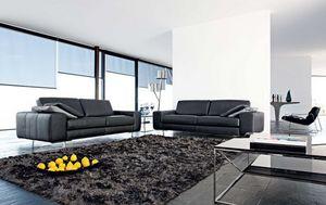 ROCHE BOBOIS - cobalt - Living Room