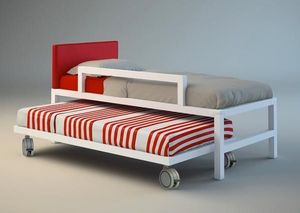 Cia International - solidwood - Trundle Bed