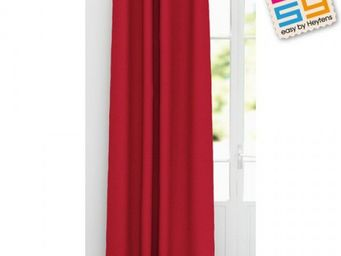 Heytens - bachette rouge - Ready To Hang Curtain
