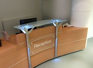 Clarke Rendall Business Furniture -  - Reception Desk