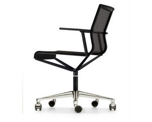 Icf - stick chair 4-5 star base - Ergonomic Chair