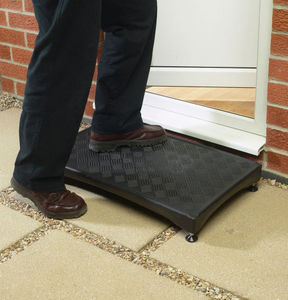Gordon Ellis & - lp/phs plastic half step - Doormat