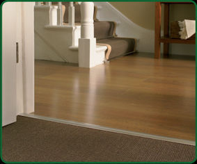 Stairrods -  - Metal Threshold Strip