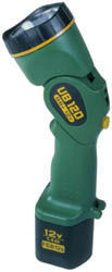Hitachi Power Tools - ub12d 9.6v/12v torch - Flashlight