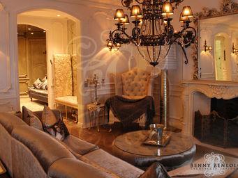 BENNY BENLOLO -  - Interior Decoration Plan