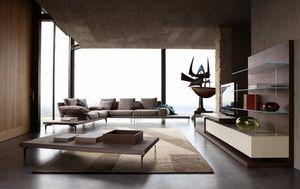 ROCHE BOBOIS - echoes - Adjustable Sofa