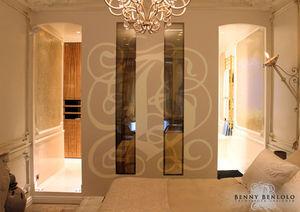 BENNY BENLOLO -  - Interior Decoration Plan Bedroom