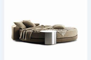 Ivano Redaelli -  - Round Double Bed